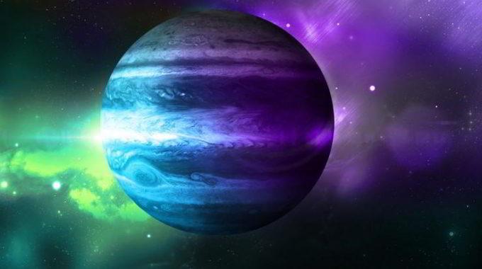Maart 2018 Jupiter Retrograde