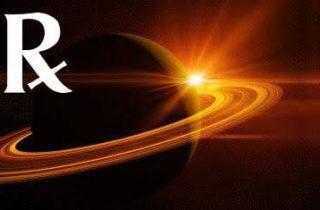 Saturn In Retrograde 2018