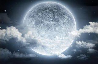 The Full Moon In Scorpio April 30, 2018