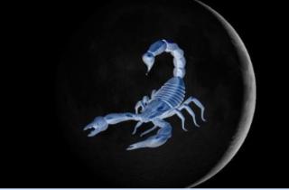 The New Moon In Scorpio Of November 7, 2018
