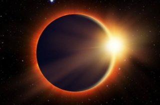 The New Moon Of July 13, 2018 Is A Partial Solar Eclipse.