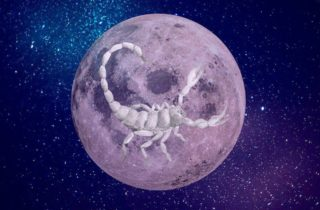 The New Moon In Taurus, May 4, 2019