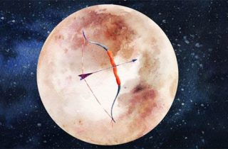 The Full Moon In Sagittarius, June 17, 2019