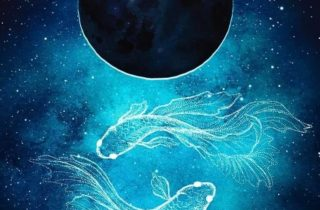 The New Moon In Pisces, February 23rd, 2020.