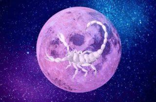 De Volle Maan In Schorpioen Van 7 Mei 2020