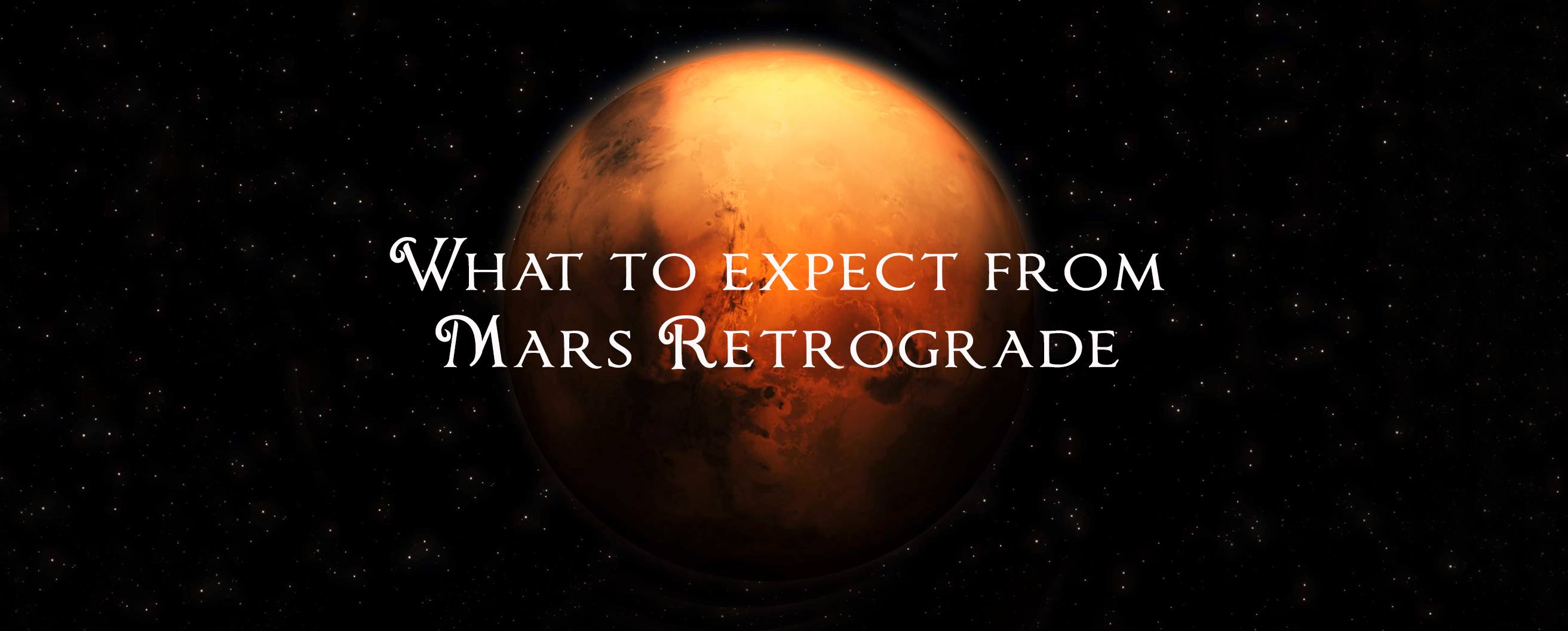 Mars Retrograde In Ram September 2020