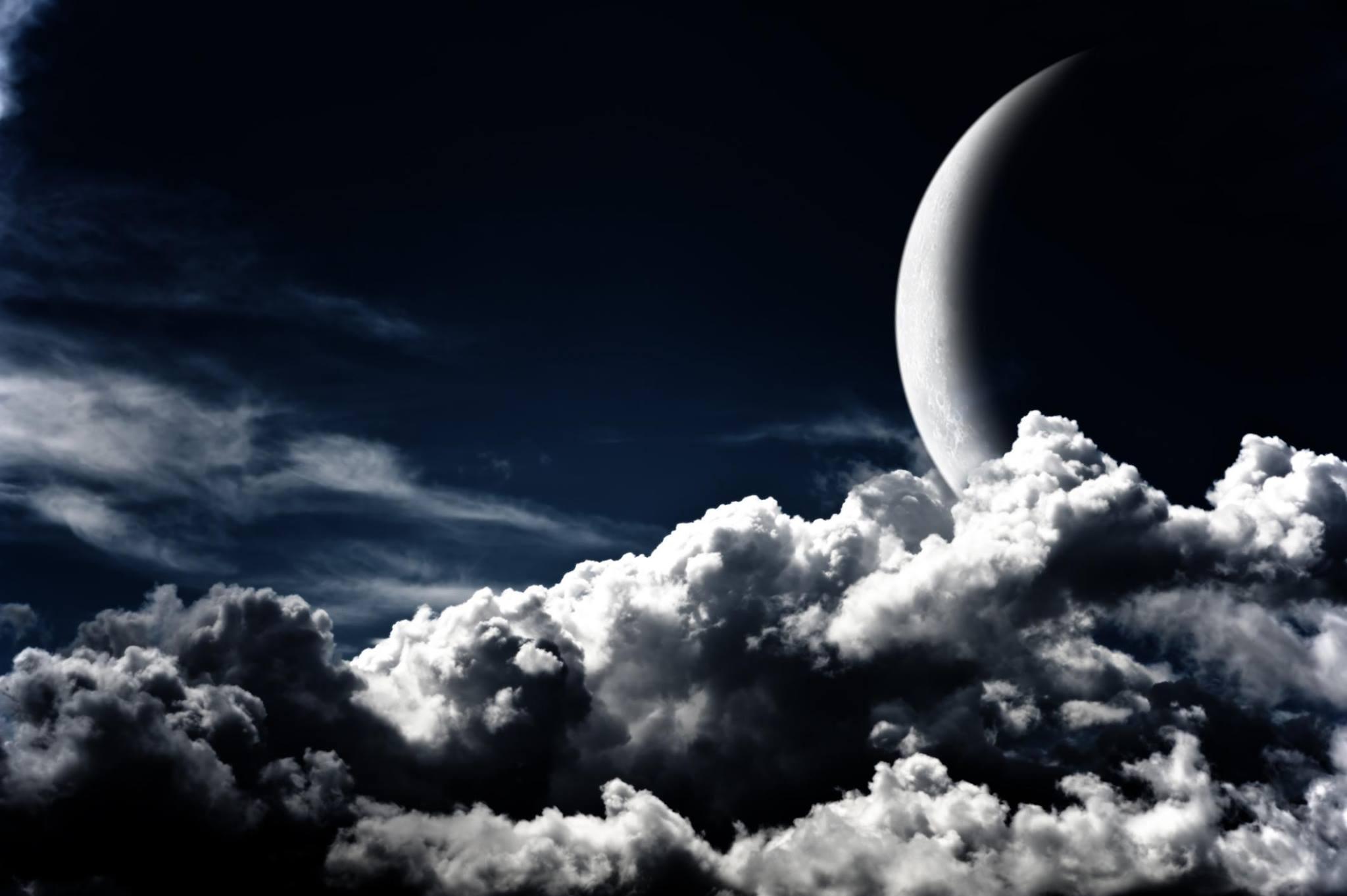 De Nieuwe Maan In Waterman Van 11 Februari 2021