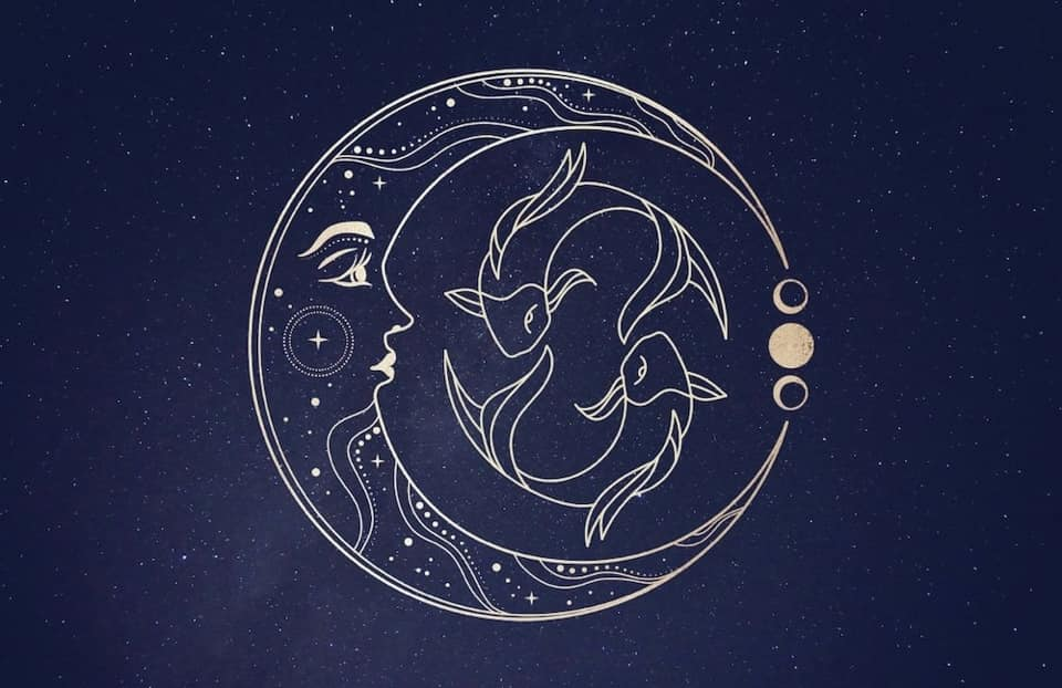 The New Moon In Pisces Of March 13, 2021
