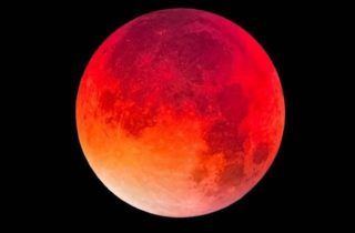 The Total Super Lunar Eclipse In Sagittarius Of May 26, 2021