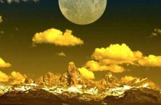 The Full Moon In Pisces Of September 20, 2021